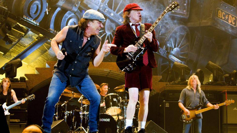 10 ACDC wallpaper live