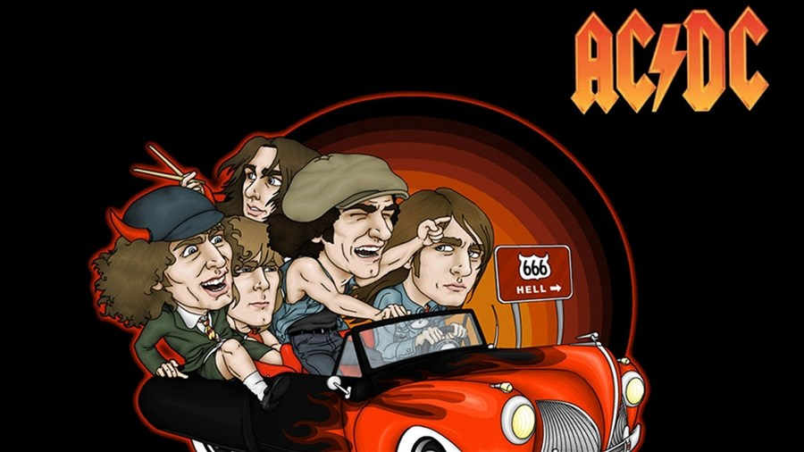 1 acdc wallpaper