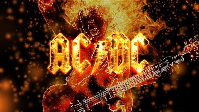 4 acdc wallpaper