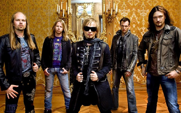 4 Edguy wallpaper