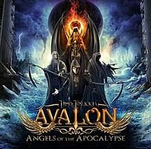 4 Timo Tolkki´s Avalon Angels of the Apocalypse