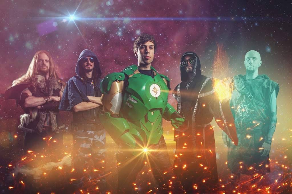 2 Gloryhammer wallpaper